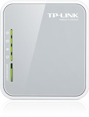 Tp Link | MR3020 - Portable 3G/4G Wireless N Router