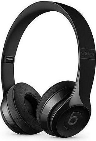 Beats | Solo 3 Wireless On-Ear Headphones – Gloss Black
