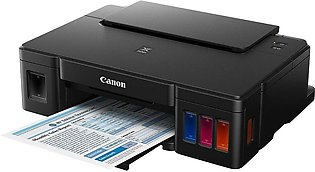 Canon | Pixma G1000 - Refillable Ink Tank Printer