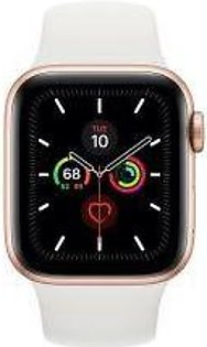 Apple | Watch Series 5 - 44mm Gold Aluminum Case with Sport Band