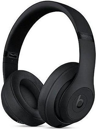 Beats | Studio 3 Wireless On-Ear Headphones – Black