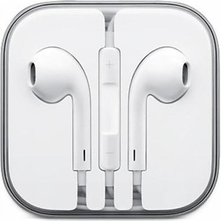 Mobile Accessories Apple EarPods with Remote and Mic in Pakistan