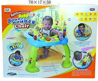 Baby Multifunctional Bounce Chair 696 in Pakistan