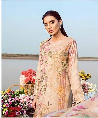 CHINON BY IZNIK Embroidered Lawn Suit CIZ18 07 in Pakistan