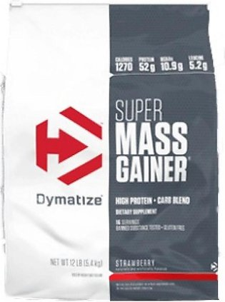 Dymatize Super Mass Gainer 1/2 Serving Supplement in Pakistan