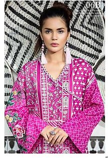 MAHGUL BY AL ZOHAIB Luxury Embroidered Lawn Suit MGLW 7A in Pakistan