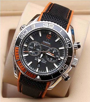OMEGA Seamaster Planet Ocean Professional Chronograph Watch in Pakistan