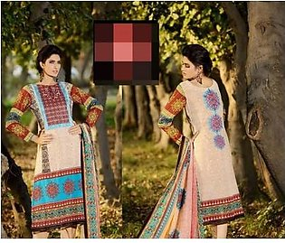 Firdous Textiles Embroidered Suit FDV 8A in Pakistan