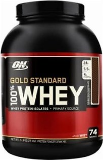 Gold Standard 100% Whey 5 LB (whey protein) in Pakistan