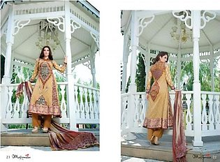 Mahiymaan by Al-Zohaib Embroidered Suit MH05 02 in Pakistan