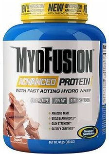 Gaspari Nutrition MyoFusion Advanced Protein 4 lbs Supplement in Pakistan