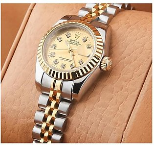 Rolex Oyster Perpetual Date-Just Rl-021-d Ladies Watch in Pakistan