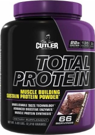 Cutler Nutrition Total Protein 5 Lbs in Pakistan