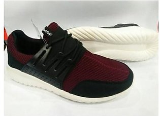 Adidas Ultra Boost Maroon Sports Shoes in Pakistan