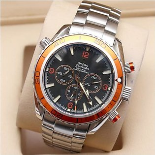 Omega Seamaster Planet Ocean 600m CO-AXIAL MASTER CHRONOMETER WATCH in Pakistan