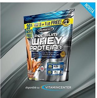 Muscletech Premium Whey Protein 6 LB Supplement in Pakistan