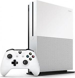 Microsoft Xbox One S - 1TB - White in Pakistan