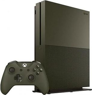 Microsoft Xbox One S - 1TB Console - Battlefield 1 Special Edition Bundle in Pakistan