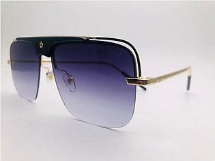 Dior Purple Glass And Gold Frame 42301 SUNGLASSES in Pakistan