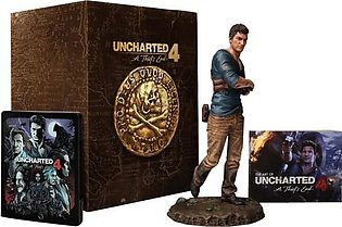 Sony Uncharted 4: A Thiefs End Libertalia Collectors Edition - PlayStation 4 ...