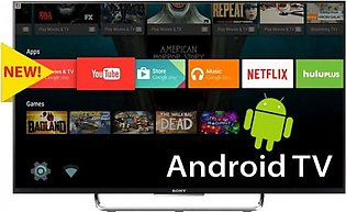 Sony KDL-43W800C 43 Bravia 3D Smart LED TV With Warranty in Pakistan