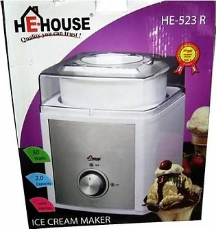 HE House Ice Cream Maker HE-523R in Pakistan