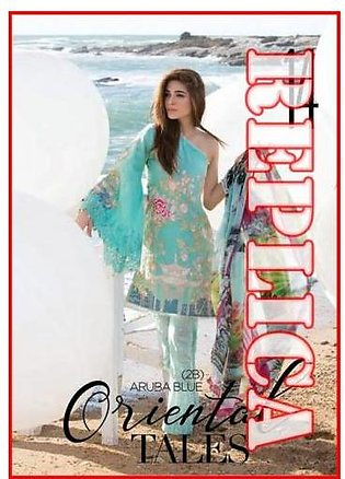 Crimson EMBROIDERED Lawn SUIT CRM 2B RP in Pakistan