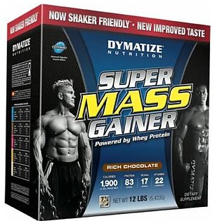 Dymatize Nutrition Super Mass Gainer 12 Lbs in Pakistan