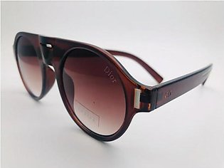 Dior Brown Glass And Brwon Frame Sunglasses 349 in Pakistan