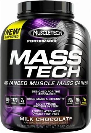 Muscletech Mass Tech (Weight Gainer) 7 Lbs Supplement in Pakistan