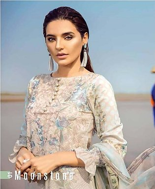 CHINON BY IZNIK Embroidered Lawn Suit CIZ18 01 in Pakistan