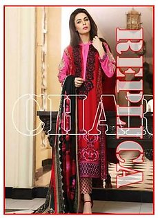 Charizma Embroidered Linen Suit RSL 47A RP in Pakistan