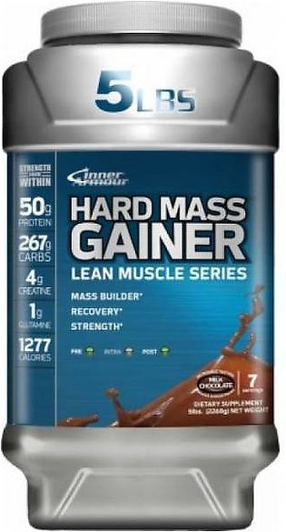 Inner Armour Hard Mass Gainer 5 Lbs  in Pakistan