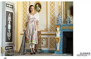 Firdous Textiles Embroidered Suit FLC 6B in Pakistan
