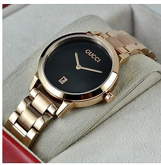 Gucci Rosegold Watch in Pakistan