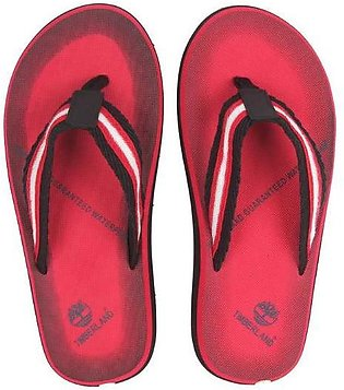 TIMBERLAND DUNES FLIP FLOP - 9859 - RED Slippers in Pakistan