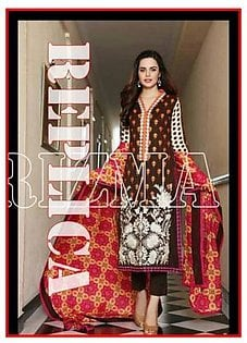 Charizma Lawn RSL 50A RP Suits in Pakistan