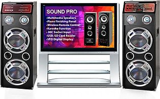 Xpod SOUN PRO Professional Sound System Speakers in Pakistan