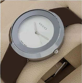 GUcci Brown Strap watch in Pakistan