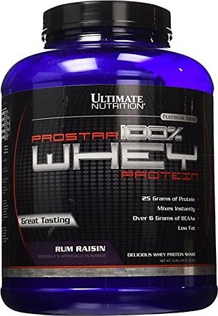 Ultimate Nutrition Poster 100% Whey protein 5.28lbs Supplements in Pakistan