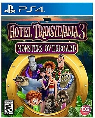 Outright Games Hotel Transylvania 3: Monsters Overboard - PlayStation 4 in Pa...