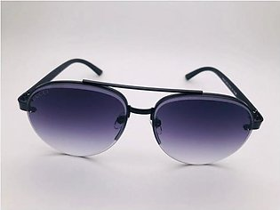 Gucci Purple Grey Glass And Black Frame 42303 SUNGLASSES in Pakistan