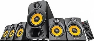 Audionic Pace-6 5.1 Channeel Speakers in Pakistan