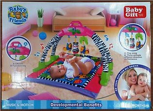Baby Gift Musical Bouncer/Musical Carpet in Pakistan