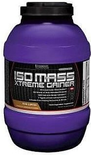 Ultimate Nutrition Iso Mass Xtreme Gainer Supplement in Pakistan