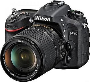 Nikon D7100 with 18-140mm Camera in Pakistan