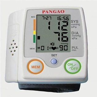 Pangao Digital Blood Pressure Monitor in Pakistan