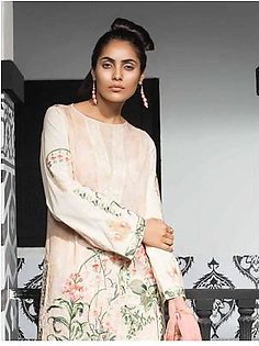 MAHGUL BY AL ZOHAIB Luxury Embroidered Lawn Suit MGLW 9B in Pakistan