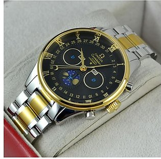 OMEGA DE VILLE DAY AND DATE WATCH in Pakistan