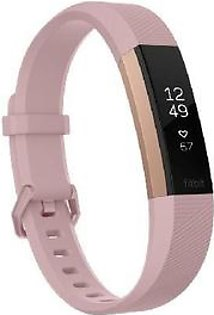 Fitbit Alta HR Large Watch - Rose Gold in Pakistan